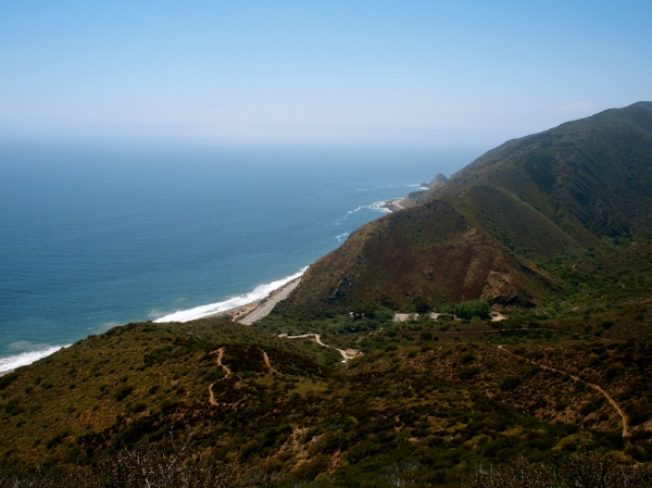 Point Mugu Photo by Megan Curran